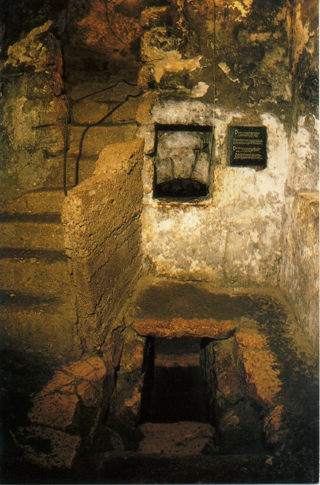 Betania Tomba di Lazzaro copia