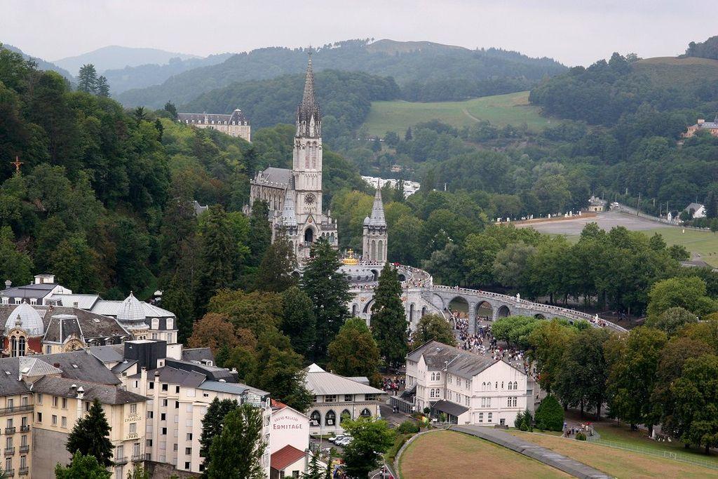 Europa.Francia.Lourdes