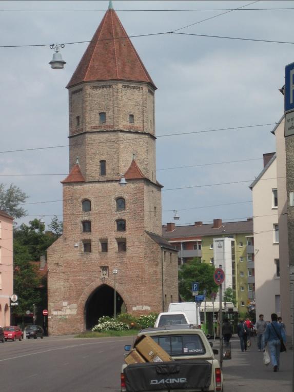Europa.Germania.Baviera.Augsburg1