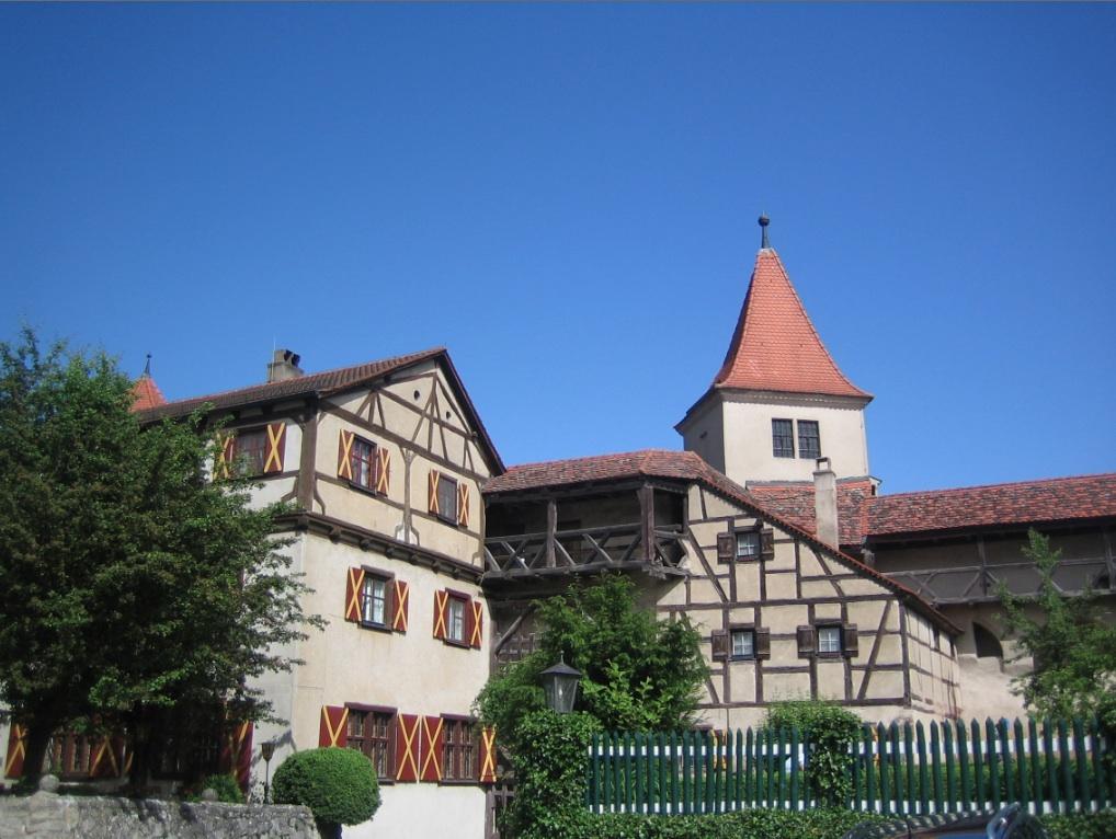 Europa.Germania.Baviera.Harburg