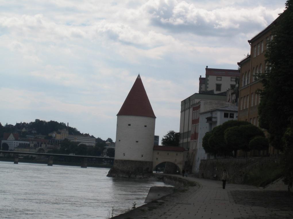Europa.Germania.Baviera.Passau