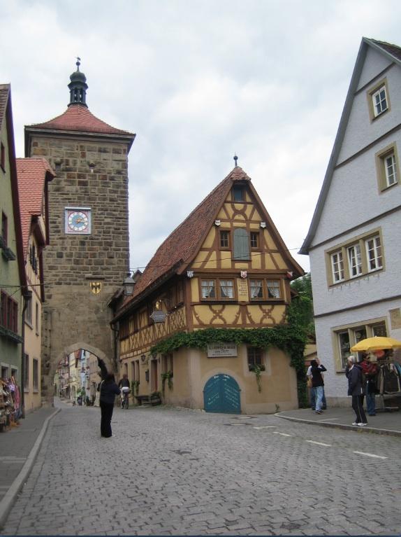 Europa.Germania.Baviera.Rothenburg