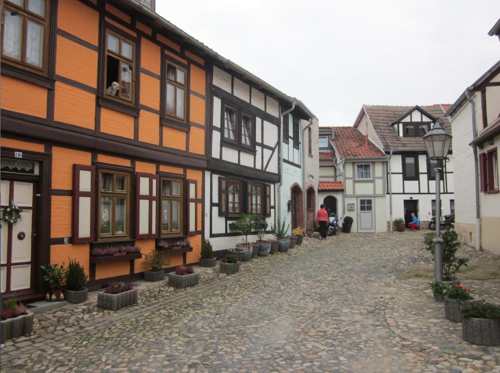 Europa.Germania.Sassonia-Anhalt.Quedlinburg9Mnzenberg