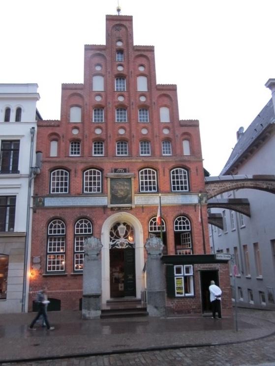 Europa.Germania.Schleswig-Holstein.Lubecca.Casa in stile baltico1bis