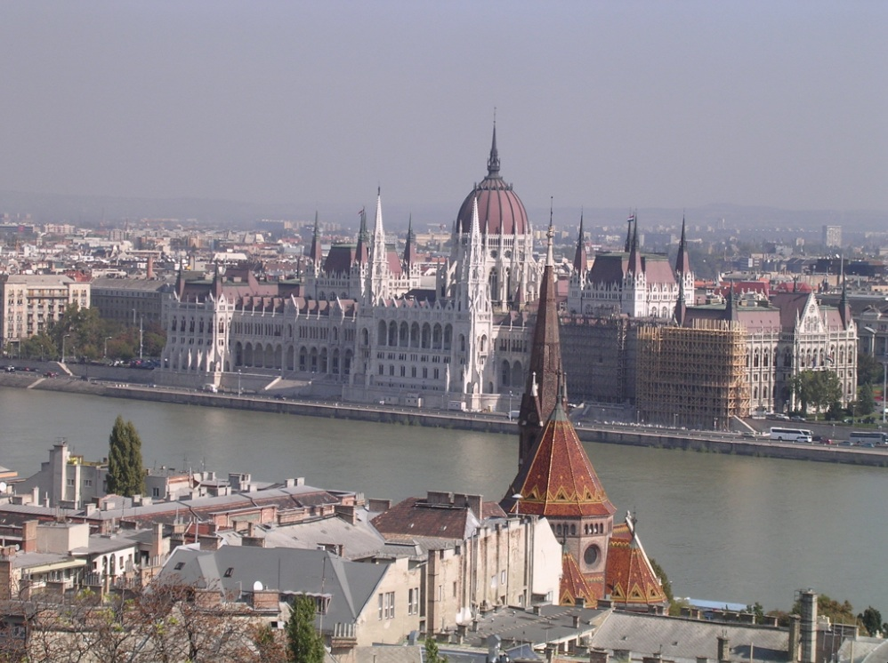 Europa.Ungheria.Budapest.Parlamento
