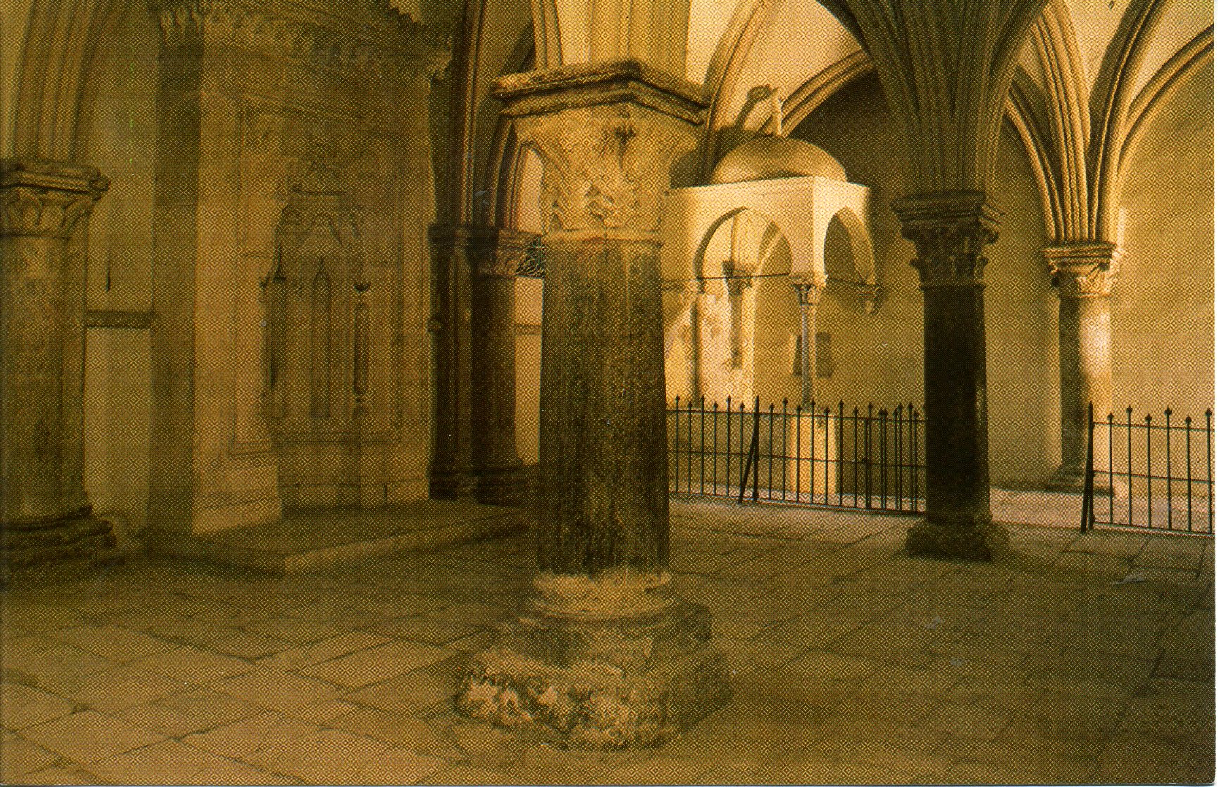 Gerusalemme Monte Sion Cenacolo