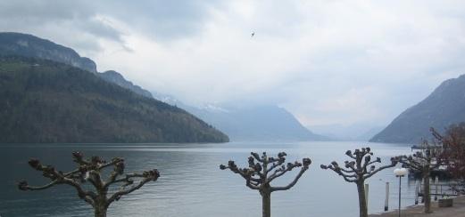 lago dei quattro cantoni