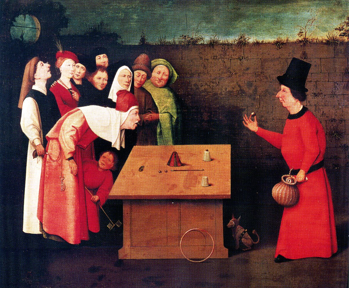 Limbonitore Hyeronimus Bosch copia