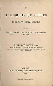 Lorigine delle specie copia