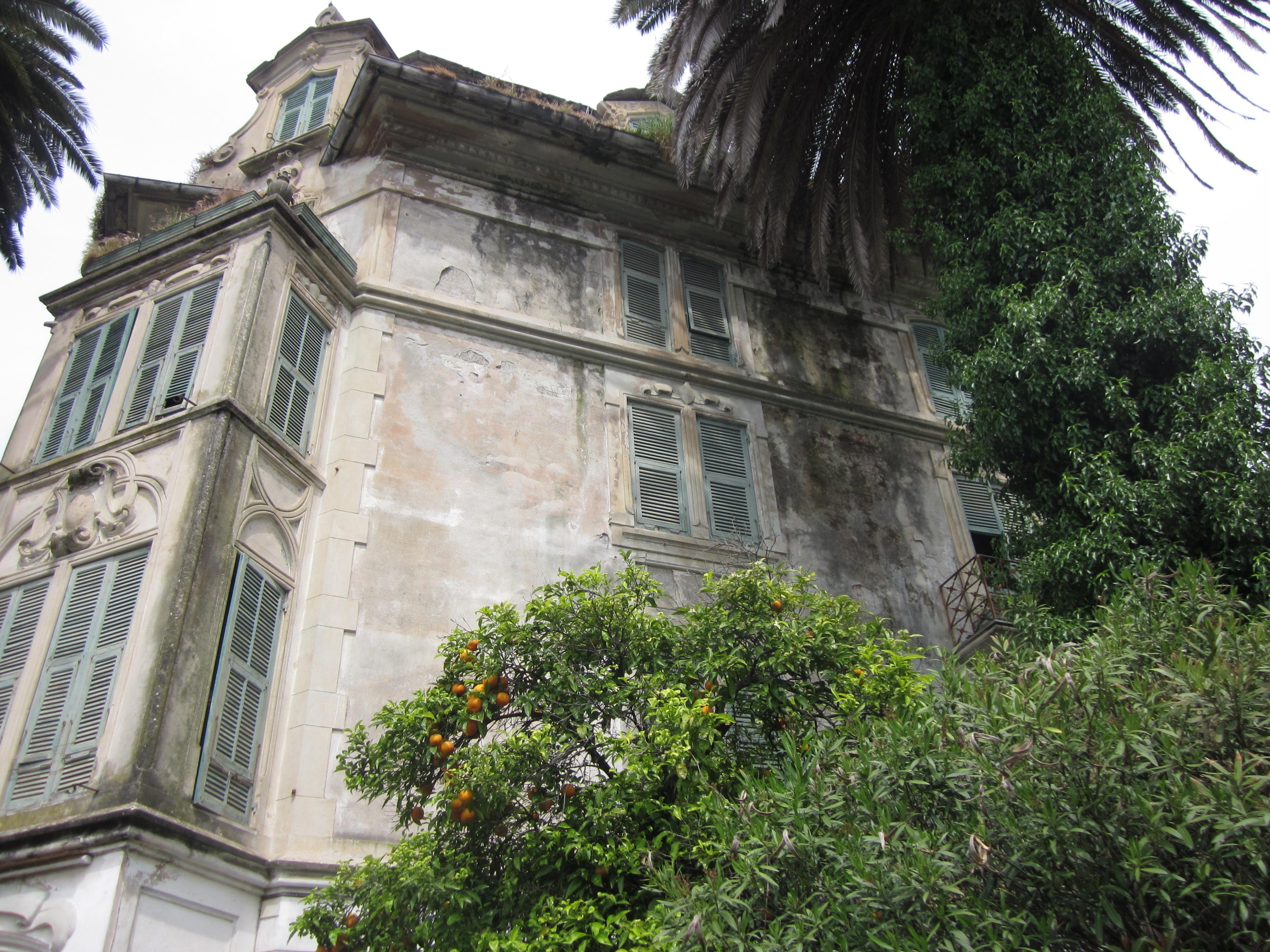 Rapallo un alberghetto