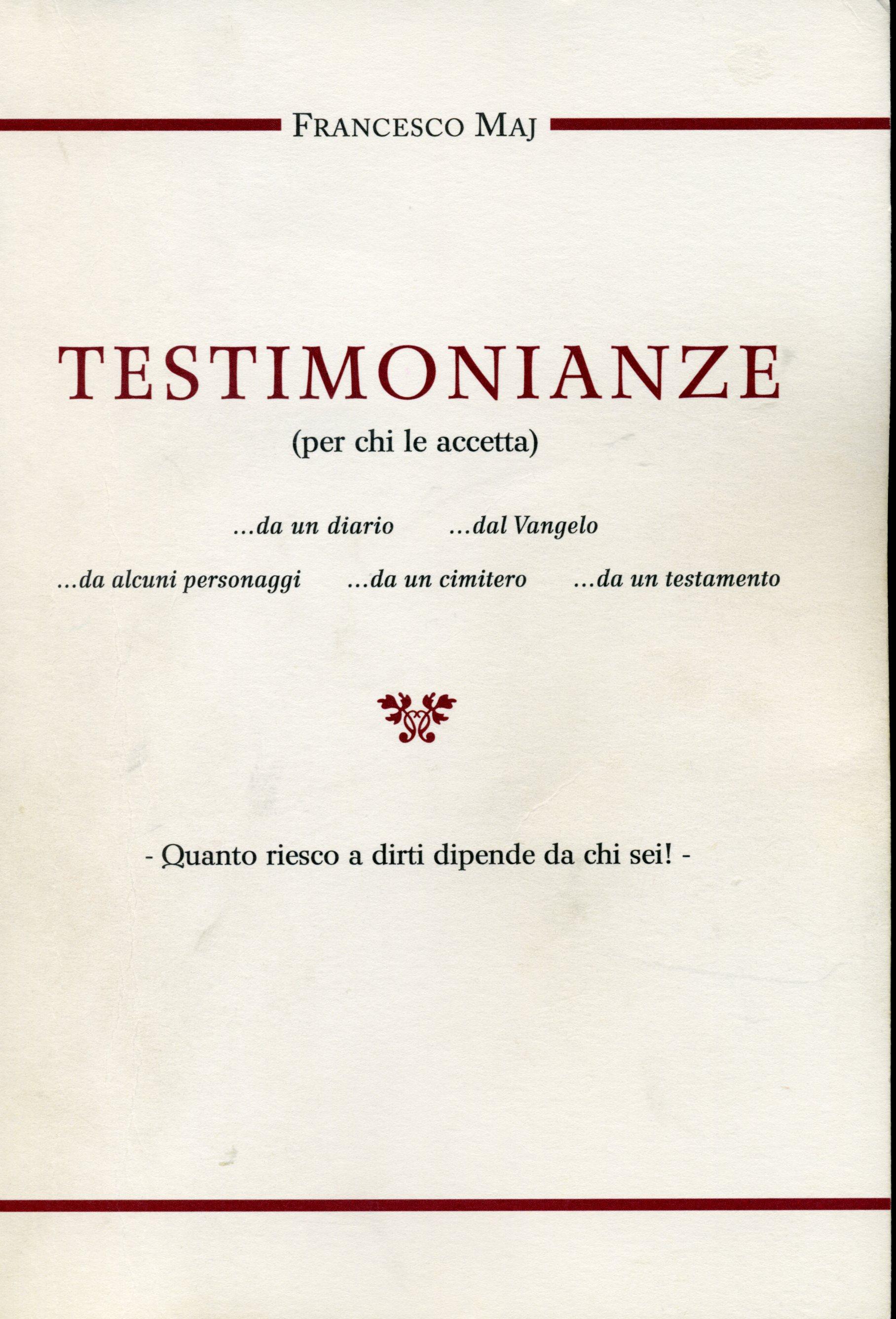 Recens.F.Maj Testimonianze.Copertina copia