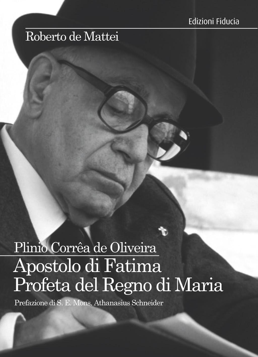 Recens.R.De Mattei-Plinio Corra de Oliveira