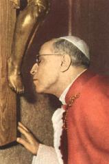 Ritratto Pio XII